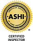 ASHI Certified Property Inspector