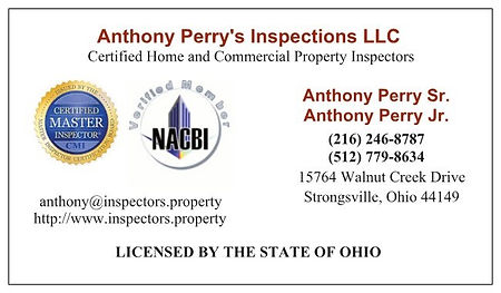 Cleveland Ohio Inspections