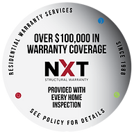 Warranty for homes, condos and townhomes