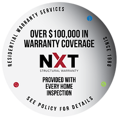 Warranties we offer for Homes, Townhome and Condos