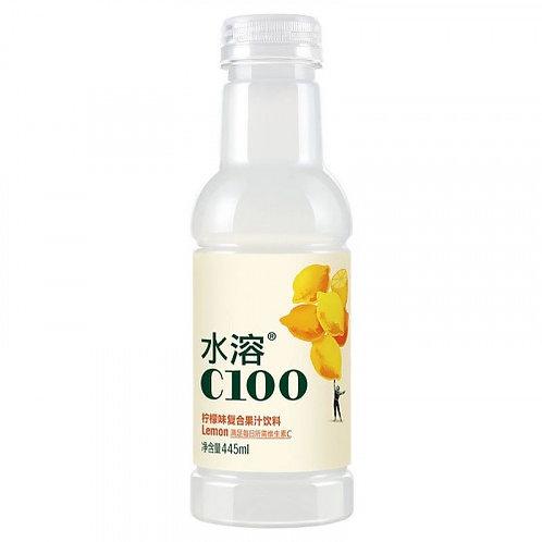 农夫 水溶C100柠檬