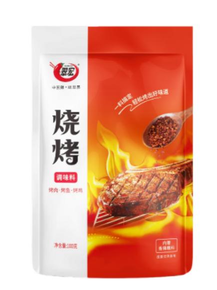 翠宏烤调味料