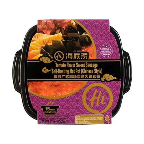 海底捞小火锅广式香肠