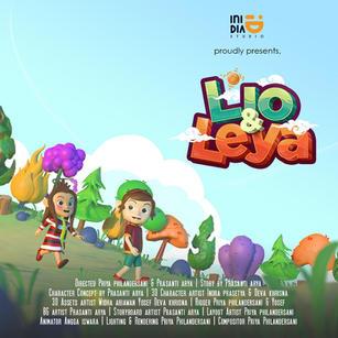 Lio & Leya - IniDia Studio Animasi Bali