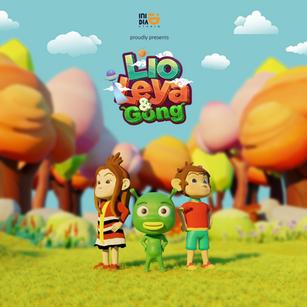 Lio & Leya - IniDia Studio Animasi Bali.png