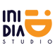 Logo IniDia Studio Animasi Bali