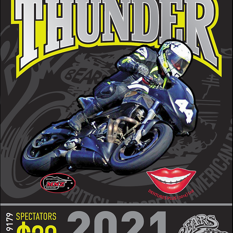 Sound Of Thunder 2021