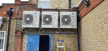 Commercial Air Conditioning For Workspaces