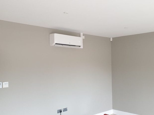 Home Office Air Conditioning Installations