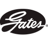 black Gates serpnentine belt logo