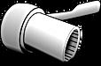 gray ratchet and socket