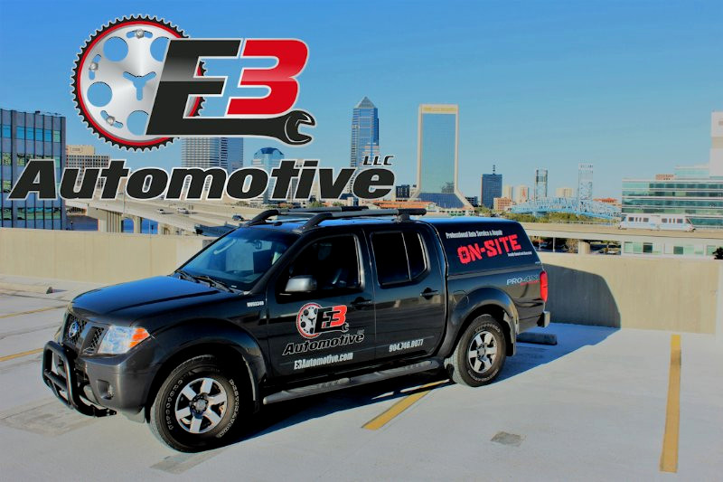 Services | E3 Automotive | Mobile Mechanic Service Jax, FL