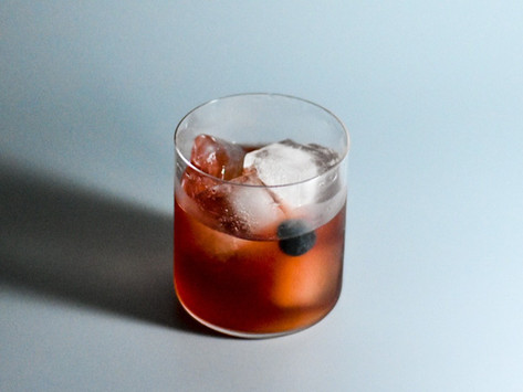 CHERRY TREACLE | Crossip Cocktail