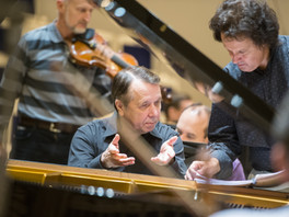 World premiere of Mikhail Pletnev's re-orchestration of Scriabin's Piano Concerto