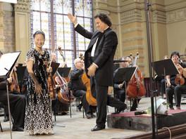 Beethoven concerto with Midori