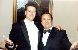 With Robertino Loretti