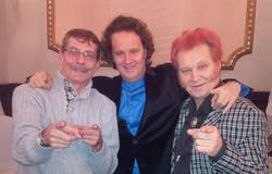 With Boris Barsky & Georgiy Deliev