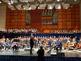 Debut in Denmark with the Odense Symfoniorkester