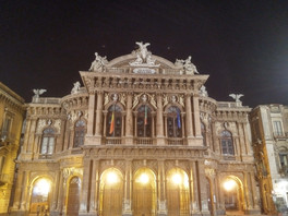 "Tosca at the ""Mythos Opera Festival"" in Catania"