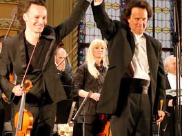 Odessa Premiere of Weinberg's violin concerto