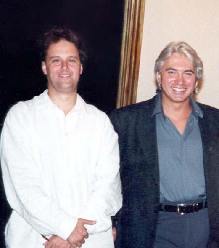 With Dmitri Hvorovstovsky