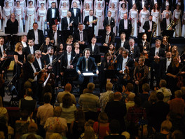 """Puccini's """"Mass"""" with the Silesian Philharmonic Orchestra"""