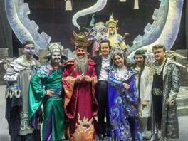 Turandot at the Kharkiv Opera