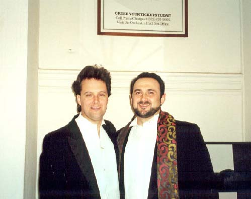 With Volodymyr Grishko
