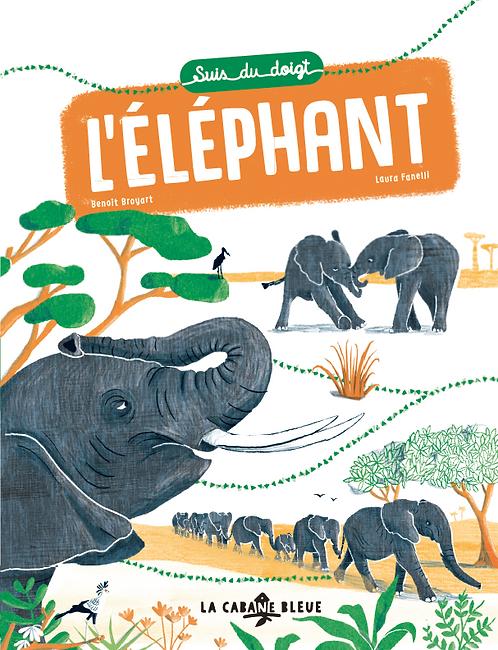 Elephants - Follow My Path series