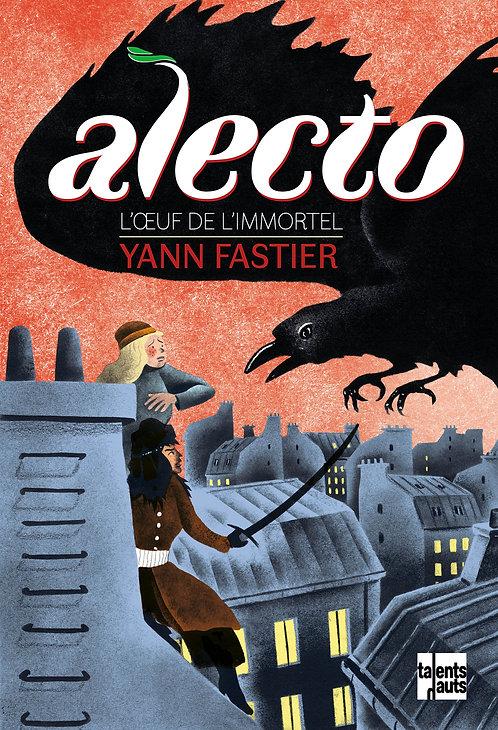 Alecto, The Immortal's Egg