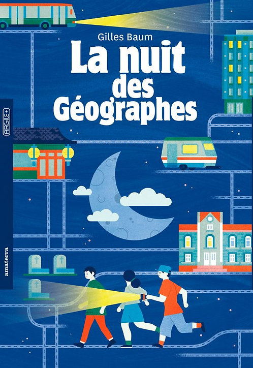 The Geographers' Night