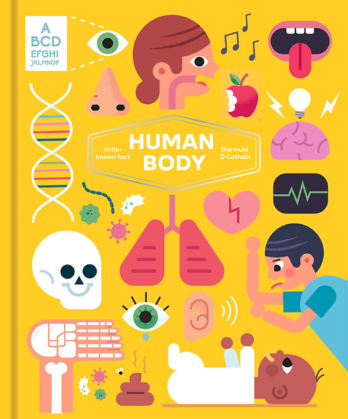Little Known Facts: The Human Body