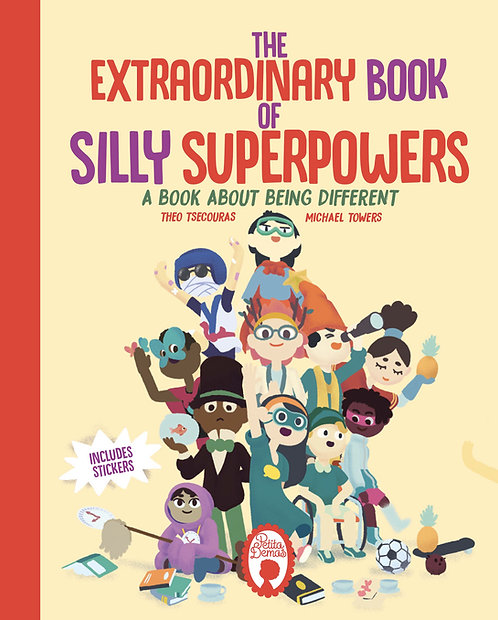 The Extraordinary Book of Silly Superpowers