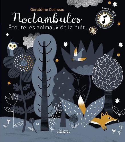 Night animals - A sound book