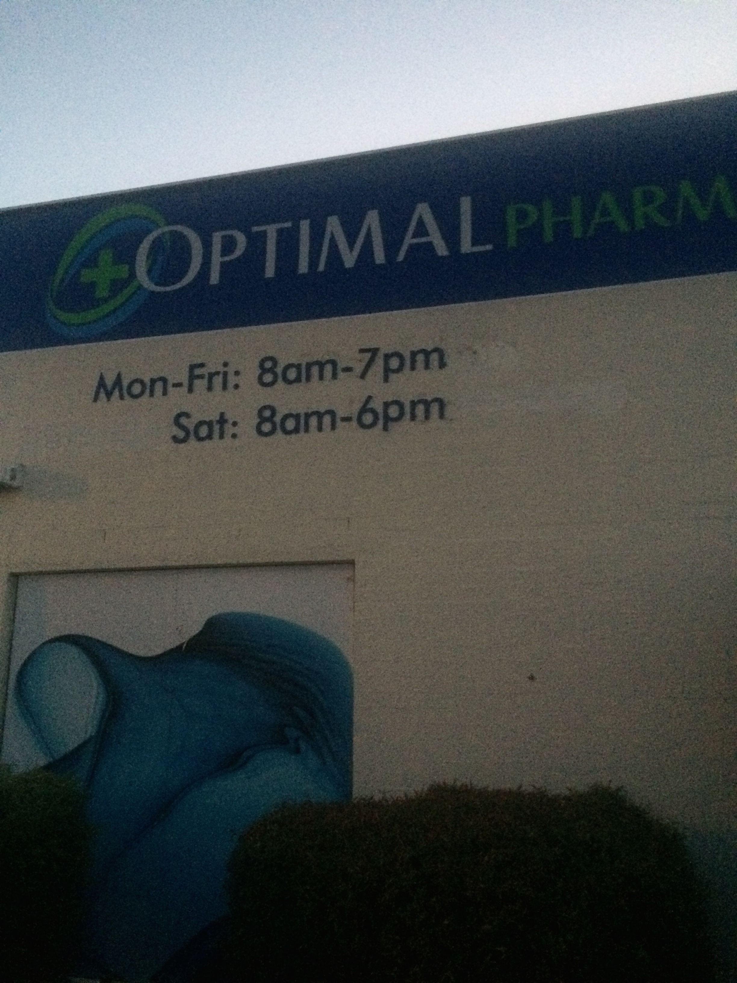 Optimal Pharmacy