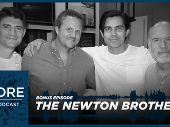 Bonus   The Newton Brothers say no ego allowed when working as a duo