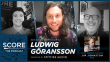 Season 3 Episode 12 | Ludwig Göransson has the Midas touch