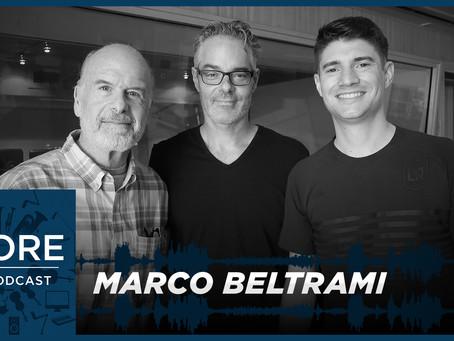 Season 2 Episode 17 | Marco Beltrami had never seen a horror movie before Scream