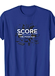 Score The Podcast T-Shirt AMazon.png