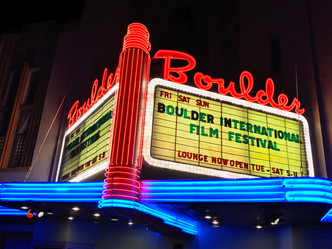 SCORE Wins Award at Boulder International Film Festival