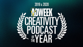 BLOCKBUSTER wins 2nd Podcast of the Year Award from Adweek