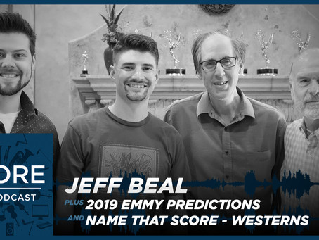 Season 2 Episode 16 | Jeff Beal got fired from Monk, then won an Emmy for it