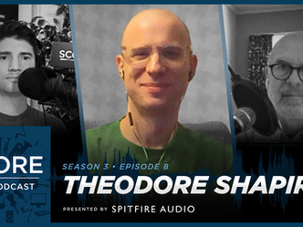 Season 3 Episode 8 | Theodore Shapiro says the picture will tell you what to do