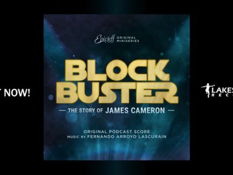 Lakeshore Records releases first Original Podcast Score with BLOCKBUSTER