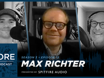 Season 3 Episode 13 | Max Richter has to fall in love with a project