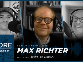 Season 3 Episode 13   Max Richter has to fall in love with a project