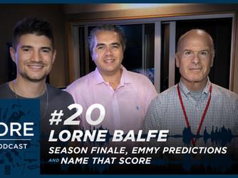 Season 1 Episode 20 | Lorne Balfe (Season Finale), Emmy Predictions & Name That Score