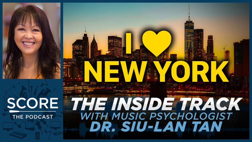 Episode 11 INSIDE TRACK I LOVE NEW YORK