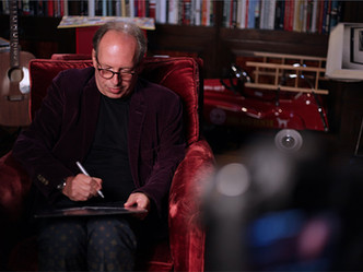 This documentary is your first feature-length peek into the making of movie scores