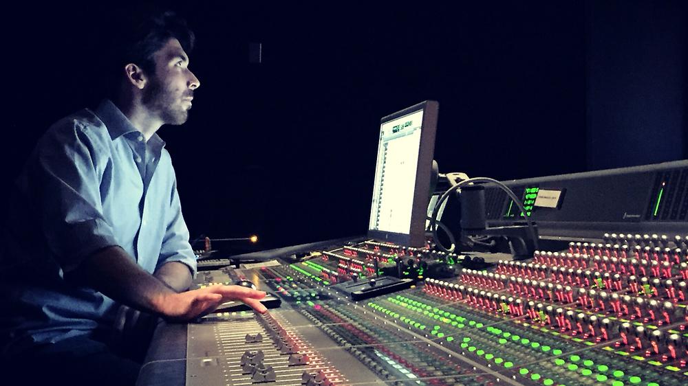 Peter Bawiec Sound Designer